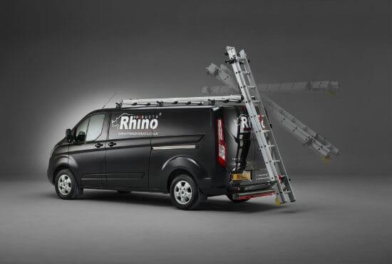 Rhino laddertransportsysteem