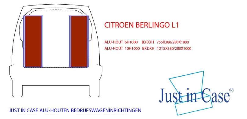 Citroen Berlingo L1